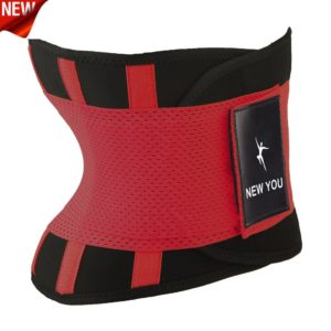 NEW YOU Waist Trainer Weight Loss Ab Belt