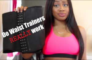 Do waist trainers work?