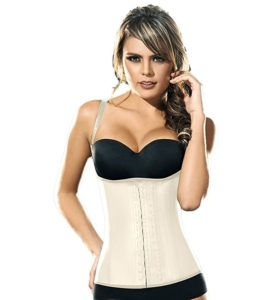 Ann Chery Women's Latex Girdle Body Shaper 2