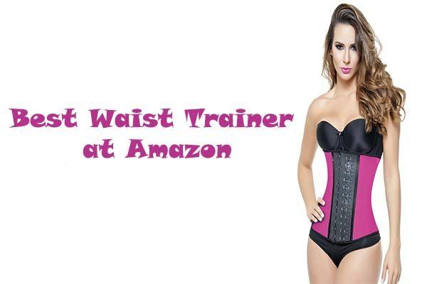 Top Five Best Waist Trainer Brands at Amazon