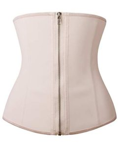 Waist Cincher Zip and Clip Corset
