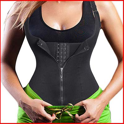 Eleady Underbust Waist Trainer Vest For Lose Weight