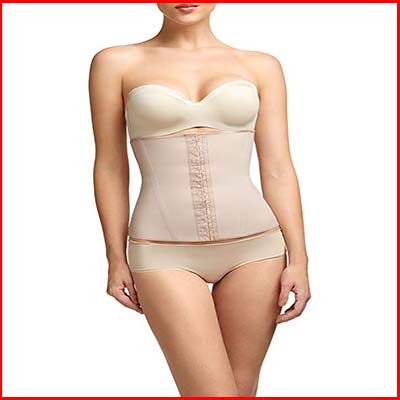 #2 Squeem Firm Compression Waist Trainer - Fat Upper Pussy Area