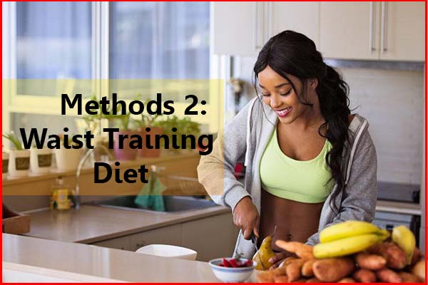 Plan Waist Training Diet