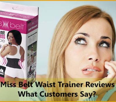 Miss Belt Waist Trainer Reviews
