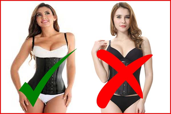What is better a waist trainer or corset