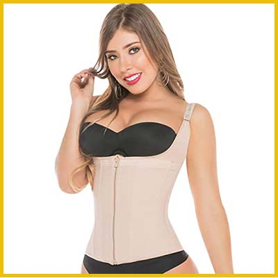 Fajas Salome 0313 Reductoras Colombian Waist Trainer