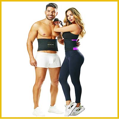 ShapEager Premium Colombian Waist Cincher for Women and Men